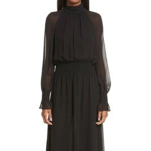 Tory Burch Collette Silk Dress